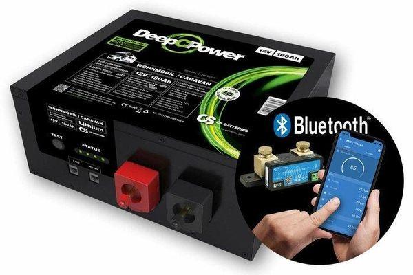 Ducato Untersitz 180AH Lifepo mit Batteriecomputer