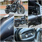 Harley Davidson XL883n Iron Sportster
