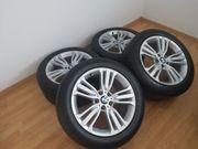 Original BMW Räder mit Sommerreifen