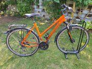 Verkaufe Bergamont Damen Jugendrad Helix