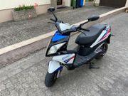 Motorroller 50ccm Karcher Grido 50 -