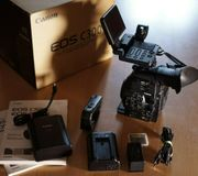 Canon C300 EF inkl Zubehörpaket