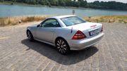 Mercedes Benz SLK 200 Cabrio
