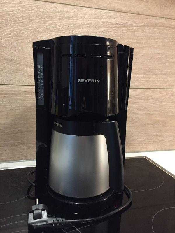 Kaffeemaschine Brühmaschine Marke SEVERIN