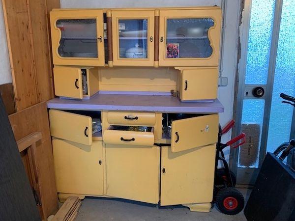 Kuchenkommode Vintage In Kemmern Kuchenmobel Schranke Kaufen Und