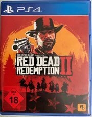 PS4 Spiel Red Dead Redemption