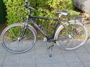 Herren Fahrrad Bergamont Vagonda City