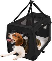 Hundebox XL Faltbar Nylon 82x58x58