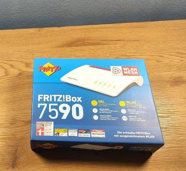 FRITZ! Box 7520