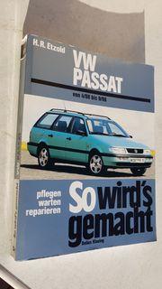Handbuch VW Passat 1988-96