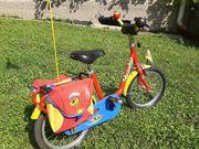 Puky Kinder Fahrrad Z6 rot