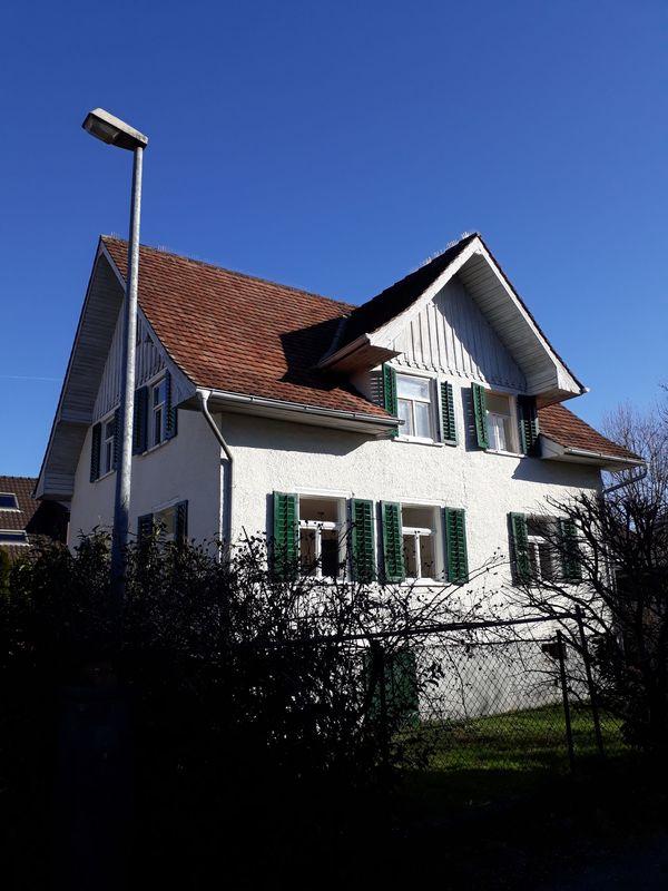 Wohnhaus Dornbirn Zentrum
