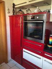 Schicke moderne Küche