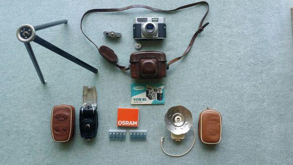 Antiker Fotoapparat Voigtländer » Foto und Zubehör