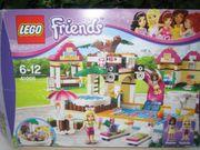 LegoFriends Schwimmbad 41008