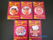 5 VHS Kassetten Heinz Erhard