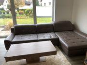 Verkaufe Echt Leder Couch
