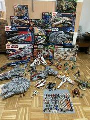 Ich suche Legosammlungen Figuren Sets