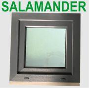 Fenster Salamander Bluevolution Anthrazit 60x60