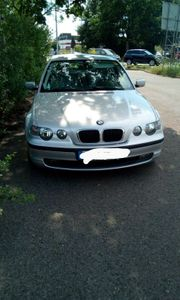 BMW 316 TI Compact - wenig