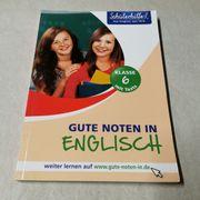 NEU Schülerhilfe Übungsbuch Englisch Klasse