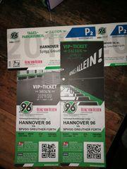 2 VIP Tickets für Hannover