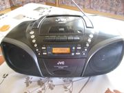 JVC RC-EZ55B Radio CD Cassette