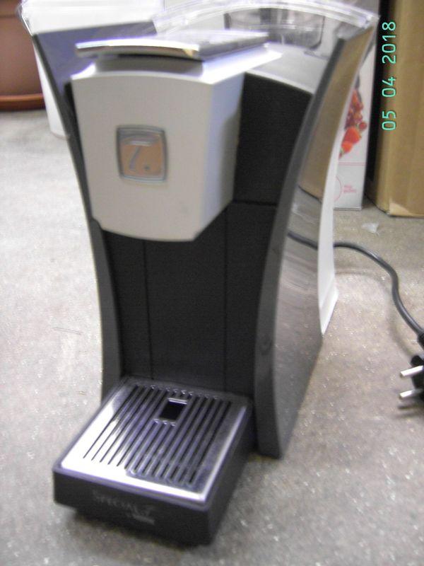 Special Tea Nestle Tee Kapselmaschine