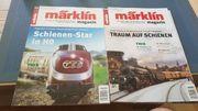 Märklin Magazine zu verkaufen