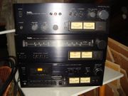 Hifi Power Turm Plattenspieler Radio