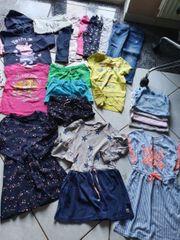 Süße Mädchenkleidung Kinderkleidung Größe 98 -