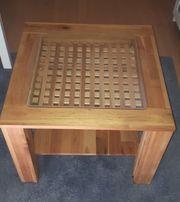 Holz-Couch-Tisch
