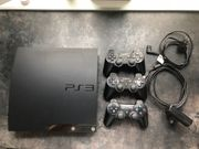 PS3 3 Controller Kamera Headset