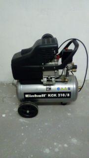 Kompressor Einhell KCK 210 8