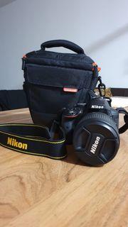 Nikon d5300 mit 18-105mm Objektif