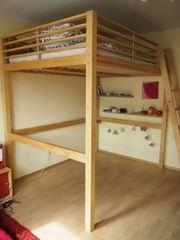 Ikea Hochbett 140x200 In Munchen Haushalt Mobel Gebraucht Und