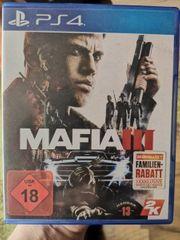 Mafia III für PS4
