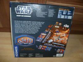 Gesellschaftsspiele - Star Wars Angriff der Klonkrieger