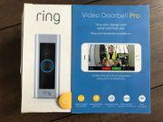 NEU Ring Video Doorbell pro