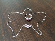 Halskette und Ring