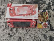 Nintendo Switch Lite Pokemon Schild