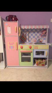 Kinderküche Spielküche Holzküche