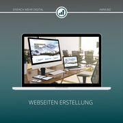 Website erstellen lassen Homepage Erstellung