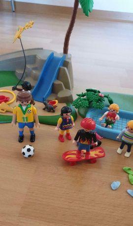 Bild 4 - Playmobil Pool Spielplatz - Lage