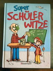 Buch Super Schülerwitze