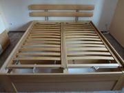 Doppelbett mit Einschubkästen Liegefl 180