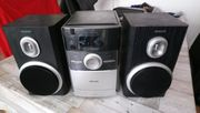 Radio CD Kassetten recorder