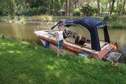 Verkaufe Motorboot