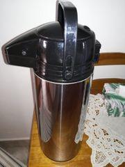 Isolierkanne 1 9 Liter mit