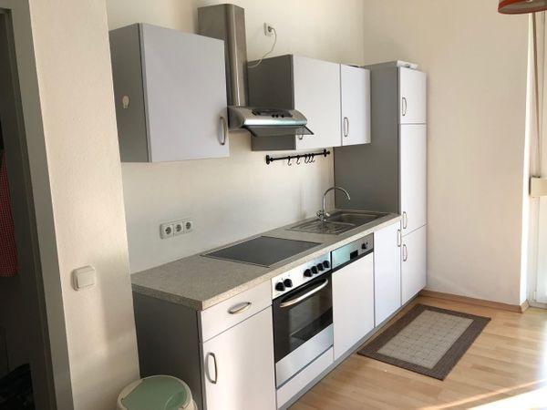 GÜNSTIG ABZUGEBEN Einbauküche Mit Privileg Geräten